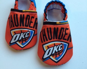 Oklahoma City Cloth Baby Booties