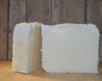 Sea Salt Soap with Patchuli Essentail Oil
