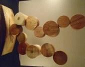 Climbing Circles...a wood abstract