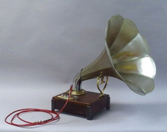 Gramophone Guitar Amplifier