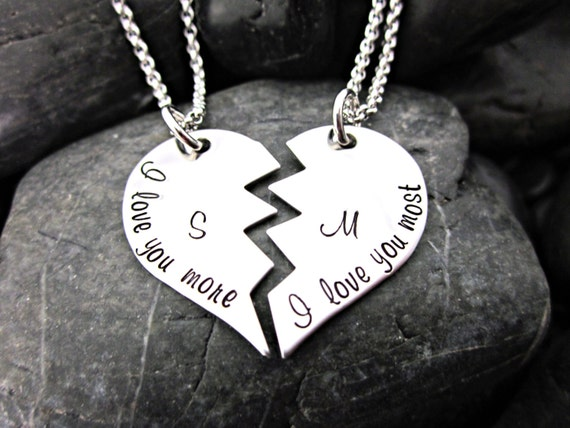 I love you more | Etsy