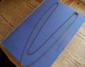 """6 pcs of 30"""" Bronze Chains with Lobster Clasps 2 x 3mm (BCN2508)"""