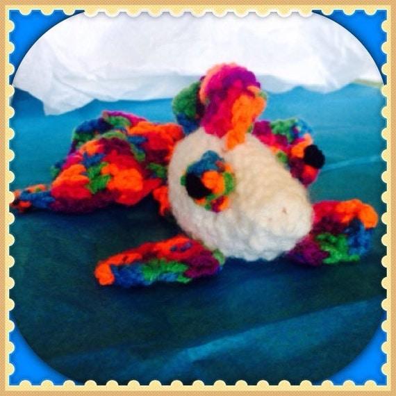 Awesome stuffed crochet koi fish by kristinsart4u on etsy for Koi fish plush