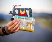 Custom listing for Shaelyn - Canvas Coin/credit card purse