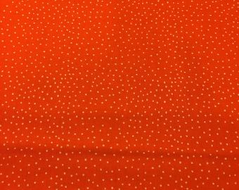Peak Hour Red - 1 Yard  Cut - Riley Blake Designs - Cotton Fabric -  Red Fabric - Orange Fabric - Cotton Fabric