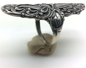 Oval ring - ID: 49a - 37885