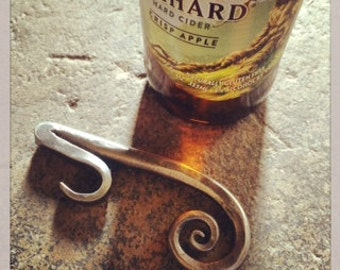 Scrolled Bottle Opener