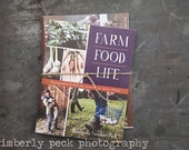 Farm Food Life: Calendar + Book Gift Pack!