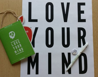 Love Your Mind Personal Toolkit