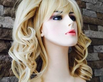 Harley II // 3 Piece Full Synthetic Cosplay Wig