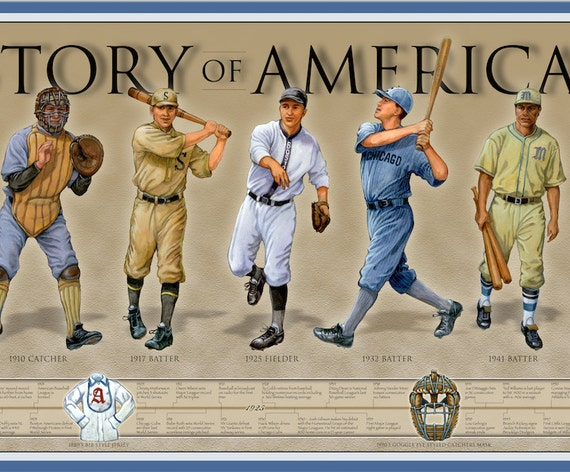 """an introduction to the history of baseball in america Globalization of baseball in south on the region""""s history and culture to that area of south america, specific to guyana introduction baseball."""