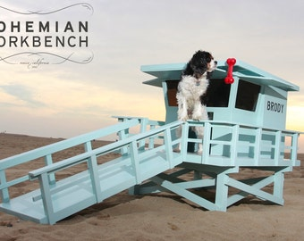 Lifeguard Stand Doghouse