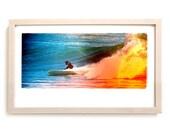 """Surf Photo Print """"Hull"""" - Borrowed Light Series"""