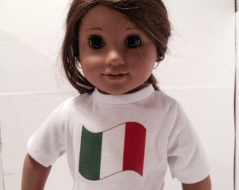 Italian Outfit for 18 in Dolls