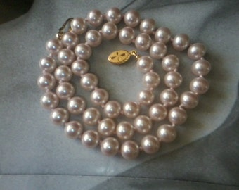 Pale Pink Pearls
