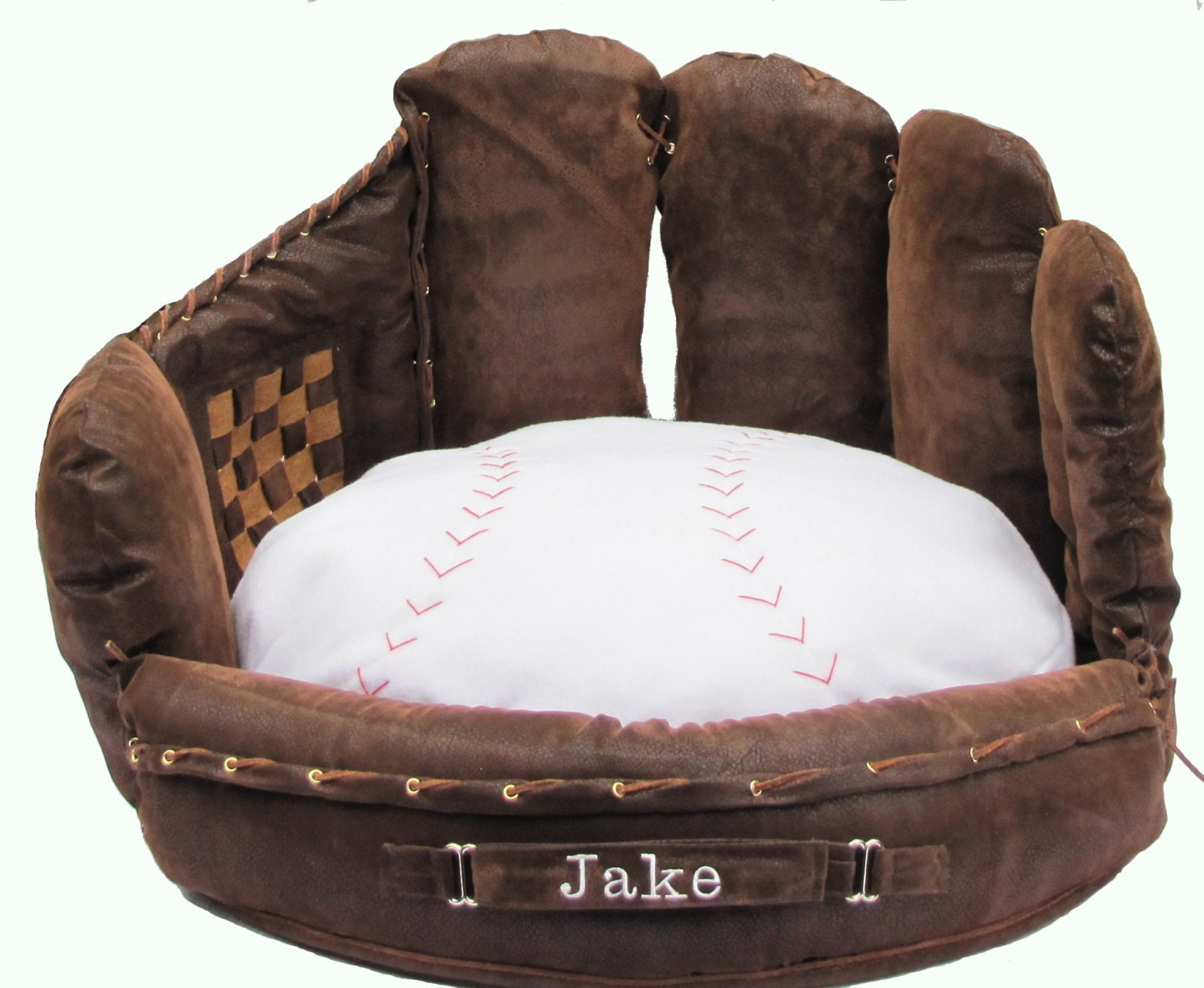 Personalized Dog Bed Etsy