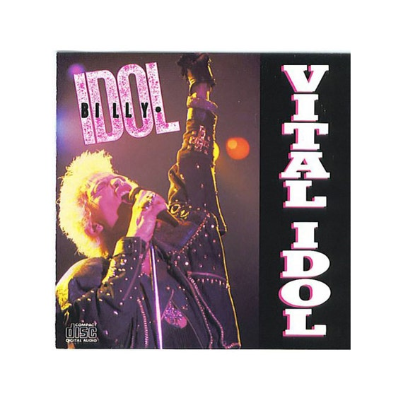 Cd Billy Idol Vital Idol