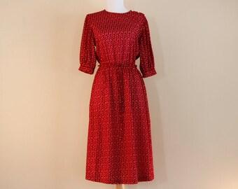 Charming summer dress