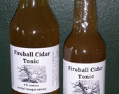 Fireball Cider Tonic - free the tradition!!