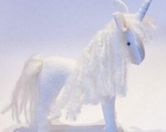 Unicorn horse Pattern - PDF Magical Mystical Creature
