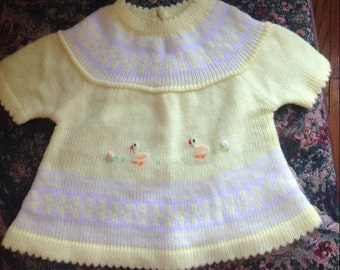 So Dear Baby Sweater 12 Month