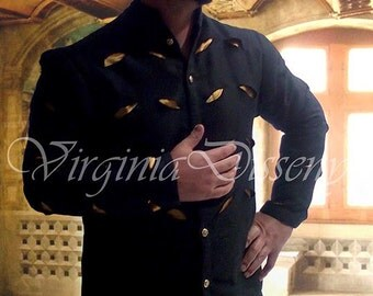 16th Century Doublet, for historical reenactment, theater and other events