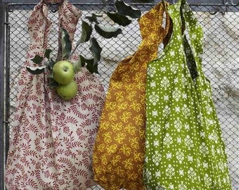 Cute and Useful Grocery Totes (set of 3)