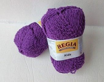 Yarn Sale   Violet Kids by Regia