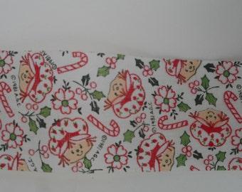 Strawberry Shortcake Christmas Ribbon