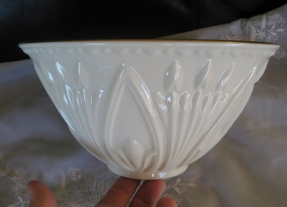 Rare lenox doric centerpiece bowl discontinued new nwt mint