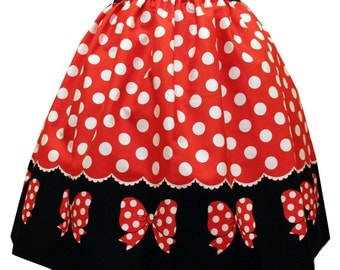 Minnie Cosplay Skirt