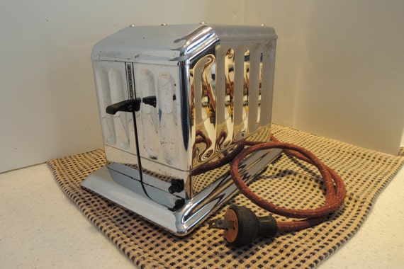 Electric Toasters From 1930 ~ Toastmaster electric toaster art deco by bluebarncollectibles