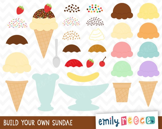 clip art ice cream party - photo #24