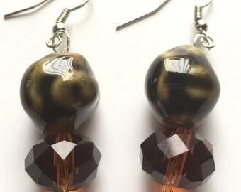 Early Autumn Earrings