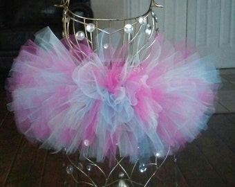 Baby Pink,Mint,Baby Blue Tutu Skirt