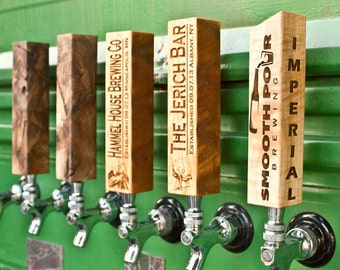 "10.5"" beer tap handle - Maple"