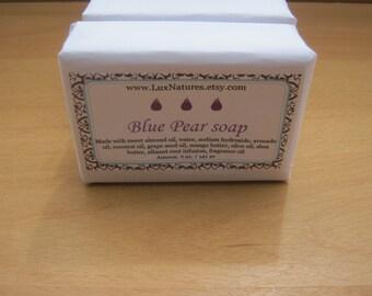 CLEARANCE Pear soap, Artisan Handmade natural soap, Clearance hand made soap