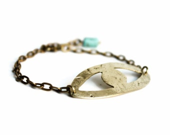 ORACLE eye bracelet