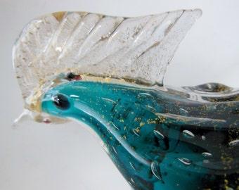 Murano Glass Pheasant Beautiful Colors Glass Bird Statue offers considered