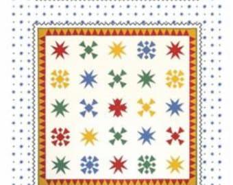 American Jane Patterns Sparkle Clean by Sandy Klop