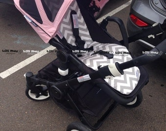 Bugaboo Buffalo Pram Liner // Stroller Liner // Pushcart Liner // You Pick The Fabric - HYPOALLERGENIC
