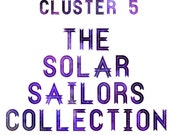 Sample Set Of Cluster Five The Solar Sailors Collection