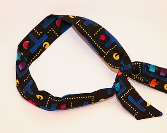 Retro Gamer Headband