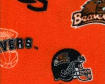 Oregon State Beavers Fleece Blanket