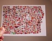 Kitchen stuff -  Postcard