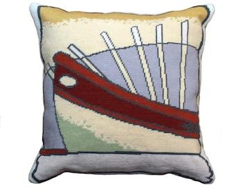 Boat Vignette Tapestry Kit