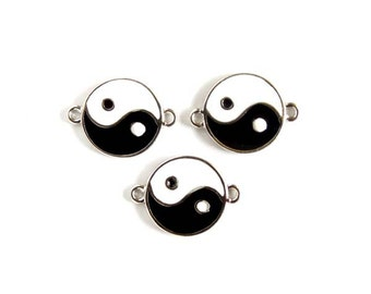 3 Yin Yang Connectors - 4-YY-1