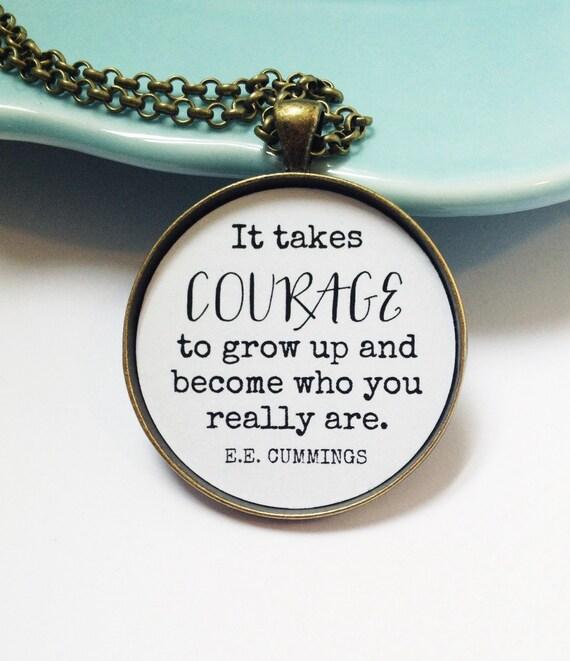 College Graduation Quotes For Daughter: Graduation Gift College Grad Present E.E. Cummings It By