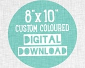 Customise a Digital Download