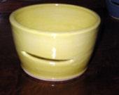 REDUCED PRICE Ceramic Egg Separator